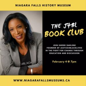 J4BL Book Club February 2021