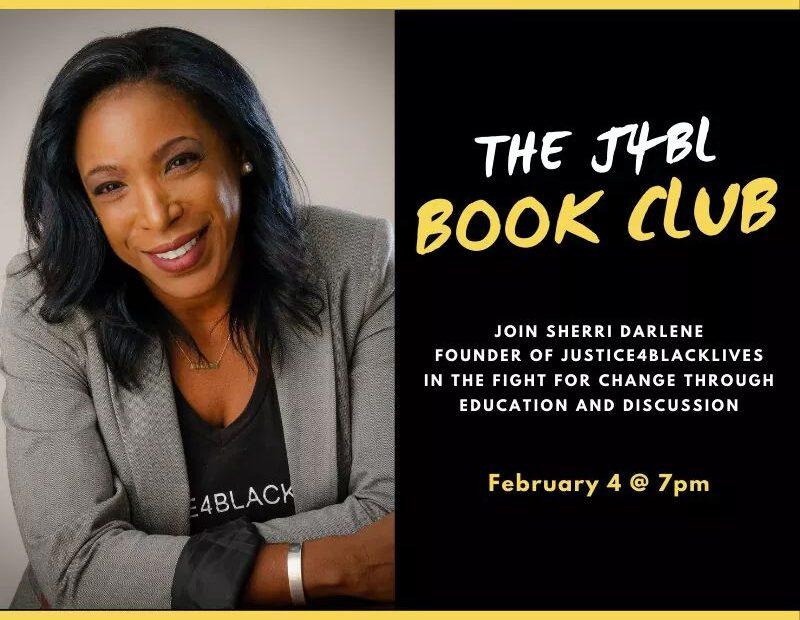 J4BL Book Club February 2021